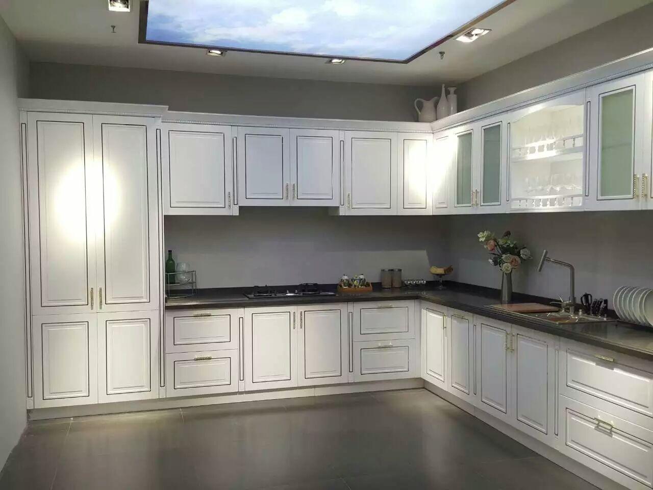 PA品爱橱柜产品推荐-橱柜-欧式烤漆系列